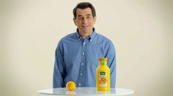 Minute Maid Pure Squeezed TV Spot, 'Hug It Out' Featuring Ty Burrell - 1971 commercial airings