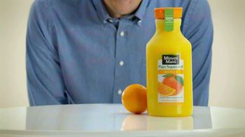 Minute Maid Pure Squeezed TV Spot, 'Hug It Out' Featuring Ty Burrell - Thumbnail 6