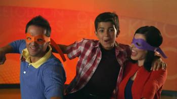 Nickelodeon Suites Resort TV Spot, 'Total Turtle Takeover'