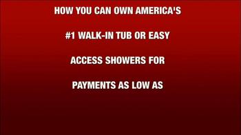Premier Care Tub TV Spot, 'Low Payments' - Thumbnail 2