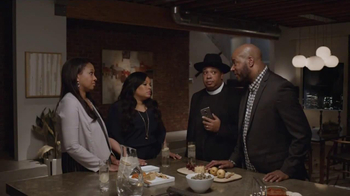AT&T Beats Music TV Spot, 'Family Gathering' Ft. Rev Run, Song by Run-DMC - Thumbnail 7