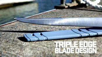Buck Knives Splizzors TV Spot Featuring Mark Davis
