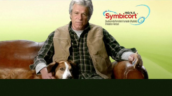 Symbicort TV Spot, 'Best Friend' - 2471 commercial airings