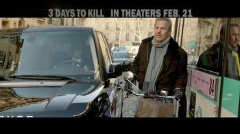 3 Days to Kill - Alternate Trailer 4