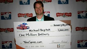 Twin Spires TV Spot, 'Michael Beychok' - Thumbnail 9