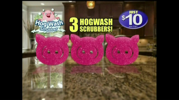 Hog Wash Scrubber TV Spot Featuring Cathy Mitchell - Thumbnail 10