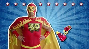 Juicy Drop TV Spot, 'Senor Sour'