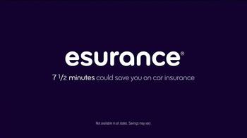 Esurance TV Spot, 'HD Holdout' - Thumbnail 10