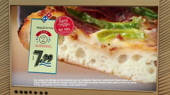 Domino's Pizza Handmade Pan Pizza TV Spot, 'Ingrediente Extra' [Spanish] - Thumbnail 10