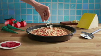 Domino's Pizza Handmade Pan Pizza TV Spot, 'Ingrediente Extra' [Spanish] - Thumbnail 5