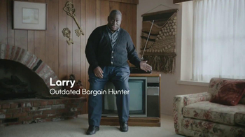 Esurance TV Spot, 'Outdated Bargain Hunter' - 1909 commercial airings