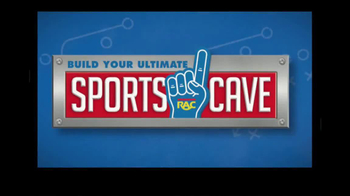 Rent-A-Center TV Spot, 'Build Your Ultimate Sports Cave' - Thumbnail 10