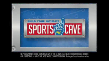Rent-A-Center TV Spot, 'Build Your Ultimate Sports Cave' - Thumbnail 2