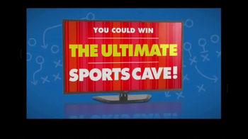 Rent-A-Center TV Spot, 'Build Your Ultimate Sports Cave' - Thumbnail 9