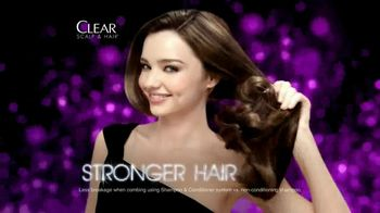 Clear Scalp & Hair TV Spot Featuring Mirand Kerr