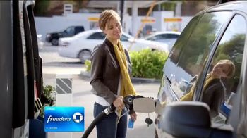 Chase Freedom Card TV Spot, 'At the Pumps'