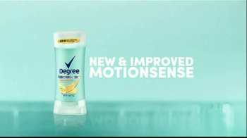 Degree Motion Sense TV Spot, 'Improve Everything' - Thumbnail 8