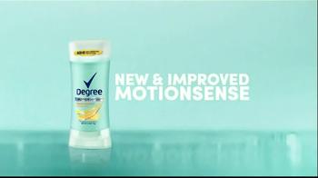 Degree Motion Sense TV Spot, 'Improve Everything' - Thumbnail 8
