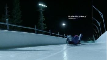 AT&T TV Spot, 'Hours' Featuring Noelle Pikus-Pace - Thumbnail 9