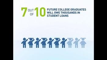 Gerber Life College Plan TV Spot, '9 out of 10 Parents' - Thumbnail 1