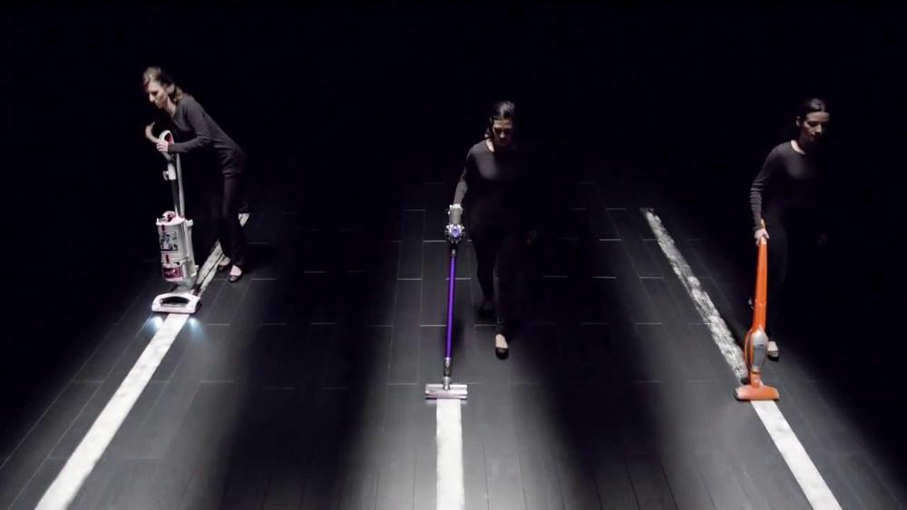 Dyson Slim TV Commercial, 'Test'