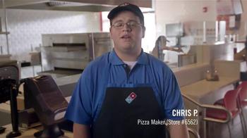 Domino's Pan Pizza TV Spot, 'Punk Kids' - Thumbnail 3
