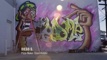 Domino's Pan Pizza TV Spot, 'Punk Kids' - Thumbnail 5