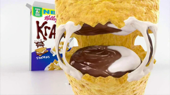 Kellogg's Krave S'Mores TV Spot, 'Chocolate and Marshmallow' - Thumbnail 10
