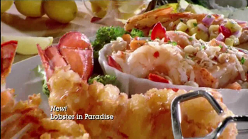 Red Lobster Lobsterfest TV Spot - Thumbnail 2