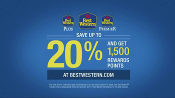 Best Western TV Spot, '20 Percent' - Thumbnail 5