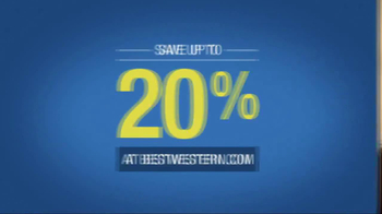 Best Western TV Spot, 'Save up to 20%' - Thumbnail 2