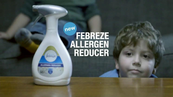 Febreze Allergen Reducer TV Spot - Thumbnail 2