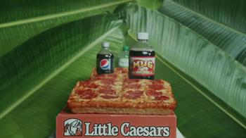 Little Caesars Pizza TV Spot, 'Deep Dish Combo Mambo' - Thumbnail 1