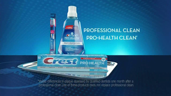 Crest Pro-Health TV Spot, 'Awesome Dental Hygienist'  - Thumbnail 7