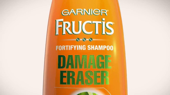 Garnier Fructis Damage Eraser TV Spot, Song by NONONO - Thumbnail 4