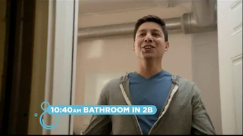 Scrubbing Bubbles Bathroom Cleaner Does It All TV Spot, 'Boys in 2B' - Thumbnail 2
