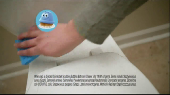 Scrubbing Bubbles Bathroom Cleaner Does It All TV Spot, 'Boys in 2B' - Thumbnail 5