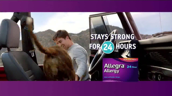 Allegra Allergy TV Spot, \'Brakes\'