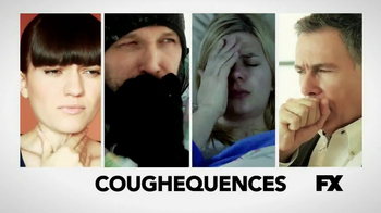 Robitussin TV Spot, 'FX Coughequences' - Thumbnail 4