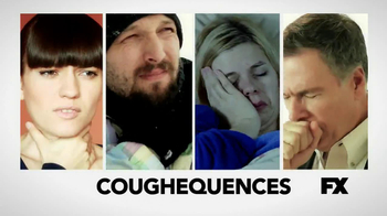 Robitussin TV Spot, 'FX Coughequences'