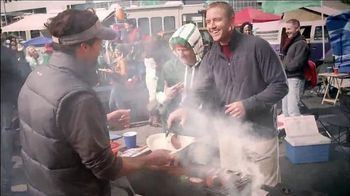 Armour-Eckrich Smoked Sausage TV Spot, 'Tailgate'