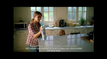 Lysol No-Touch Hand Soap TV Spot - Thumbnail 8