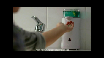 Lysol No-Touch Hand Soap TV Spot - Thumbnail 9