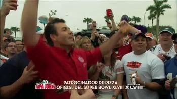 Papa John's TV Spot, 'Super Bowl' [Spanish] - Thumbnail 1