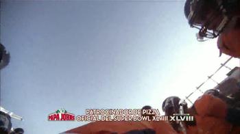 Papa John's TV Spot, 'Super Bowl' [Spanish] - Thumbnail 3