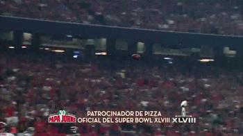 Papa John's TV Spot, 'Super Bowl' [Spanish] - Thumbnail 4