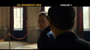 The Monuments Men - Alternate Trailer 10
