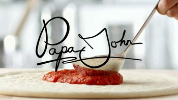 Papa John's TV Spot, 'All-Natural Pizza Sauce' - Thumbnail 5