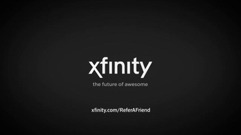 XFINITY TV Spot, 'Refer a Friend' - Thumbnail 7