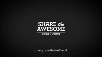 XFINITY TV Spot, 'Refer a Friend' - Thumbnail 2